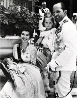 King Pavlos & Queen Frederika